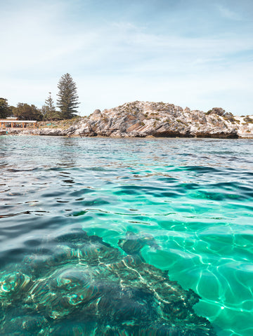 The Basin, Rottnest Island, Western Australia LTD - Christian Fletcher Gallery