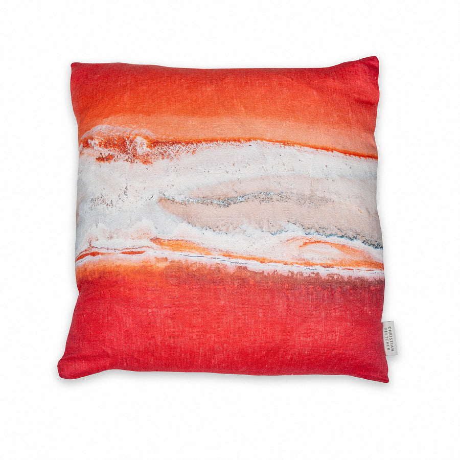 Cushion Cover 65 x 65cm - Racehorse Lake Cranbrook, Western Australia