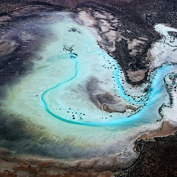 Shark Bay, Western Australia - Christian Fletcher Gallery