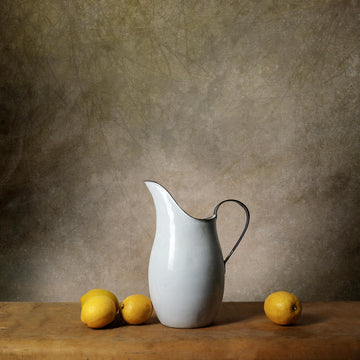 Jug and Lemons - Christian Fletcher Gallery