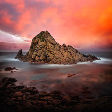 Sugarloaf Rock, Cape Naturaliste, South Western Australia | Christian Fletcher Photo Images | Landscape Photography Australia