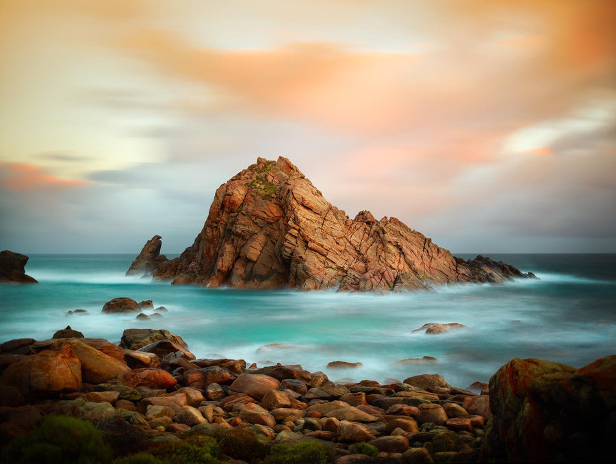 Scarf Cashmere - Sugarloaf Rock, Dunsborough, Cape Naturaliste | Christian Fletcher Photo Images | Landscape Photography Australia