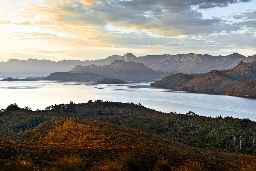 Lake Pedder, Tasmania | Christian Fletcher Photo Images | Landscape Photography Australia