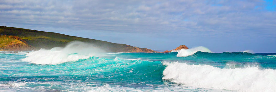 Windmills Surf Break, Cape Naturaliste, South Western Australia | Christian Fletcher Photo Images | Landscape Photography Australia
