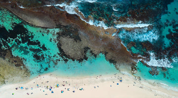 Yallingup Beach, South Western Australia - Christian Fletcher Gallery