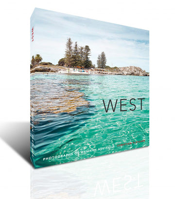 Book - West | Christian Fletcher Photo Images | Landscape Photography Australia