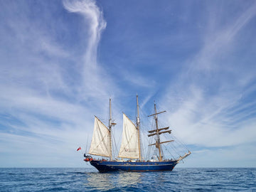 Leeuwin Sailing Ship | Christian Fletcher Photo Images | Landscape Photography Australia