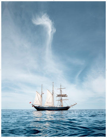 Leeuwin Sailing Ship, Rottnest Island, Western Australia, LTD | Christian Fletcher Photo Images | Landscape Photography Australia