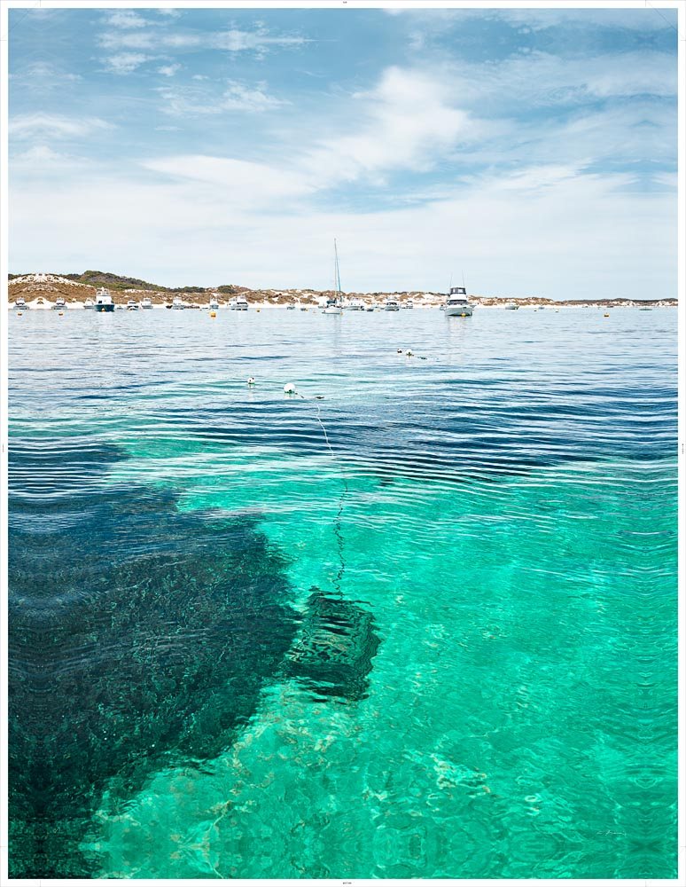 Stark Bay, Rottnest Island, Western Australia, LTD | Christian Fletcher Photo Images | Landscape Photography Australia