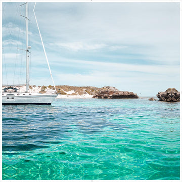 Parakeet Bay, Rottnest Island, Western Australia, LTD | Christian Fletcher Photo Images | Landscape Photography Australia