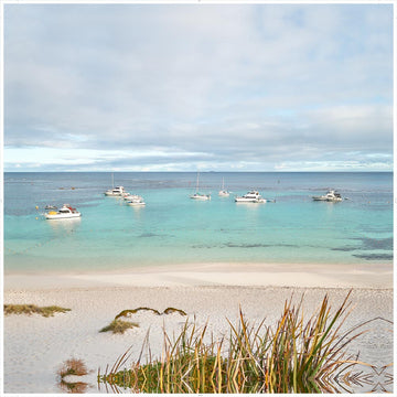 Longreach Bay, Rottnest Island, Western Australia, LTD | Christian Fletcher Photo Images | Landscape Photography Australia