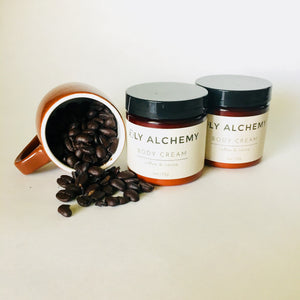 Coffee & Cocoa Body Cream