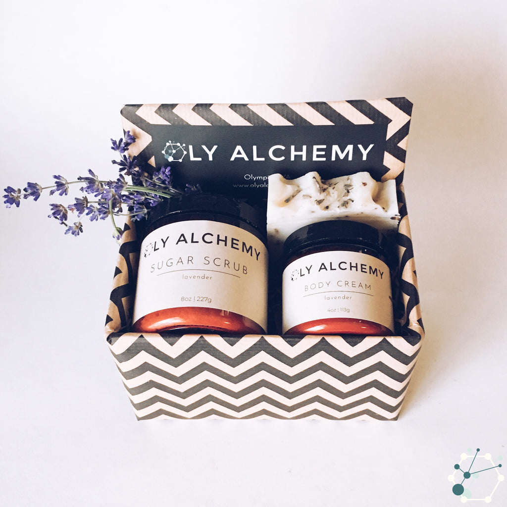 Lavender Gift Box - Small
