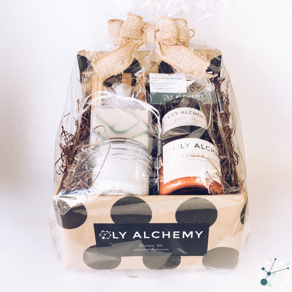 Spa Kit Gift Box