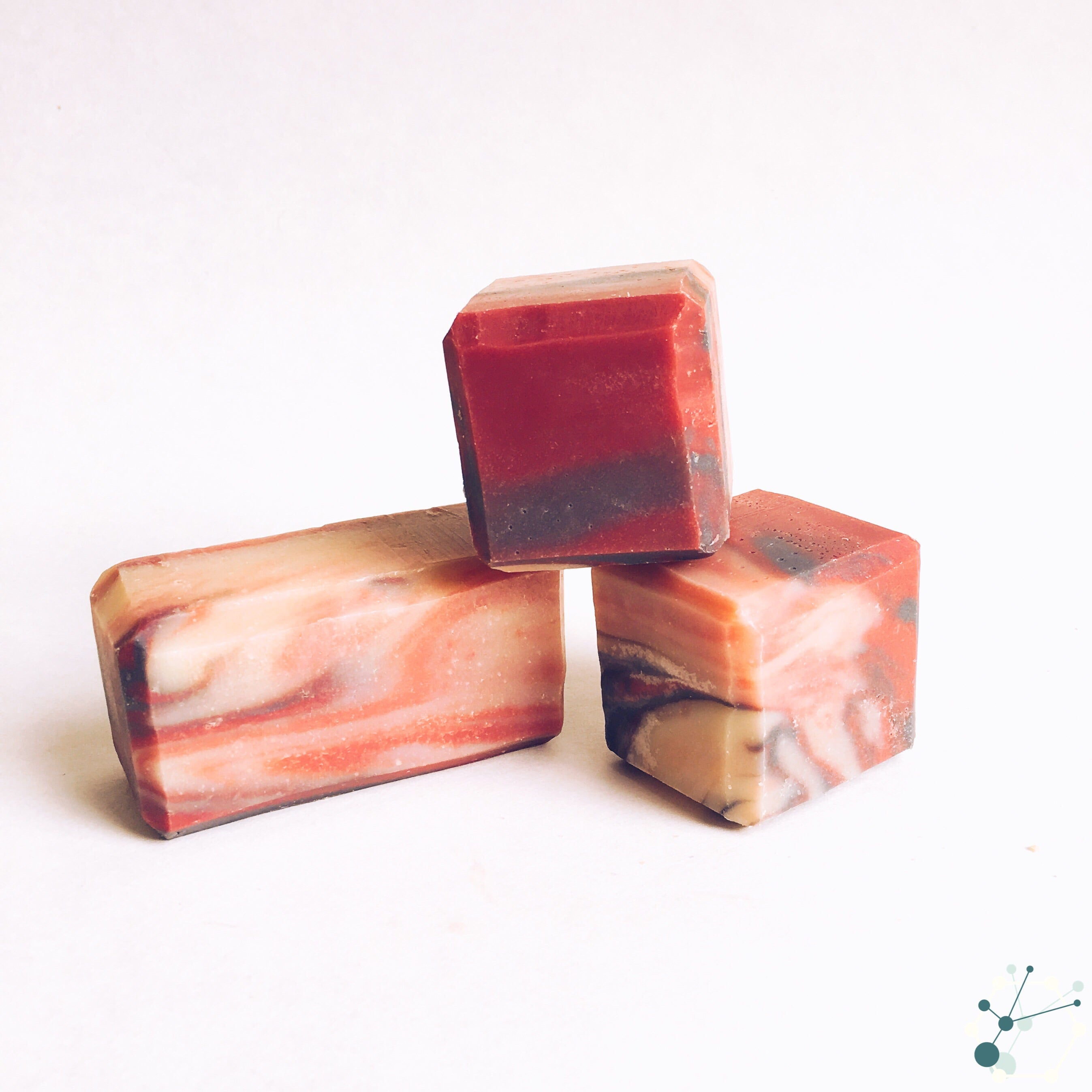 Spiced Apple Square Soap