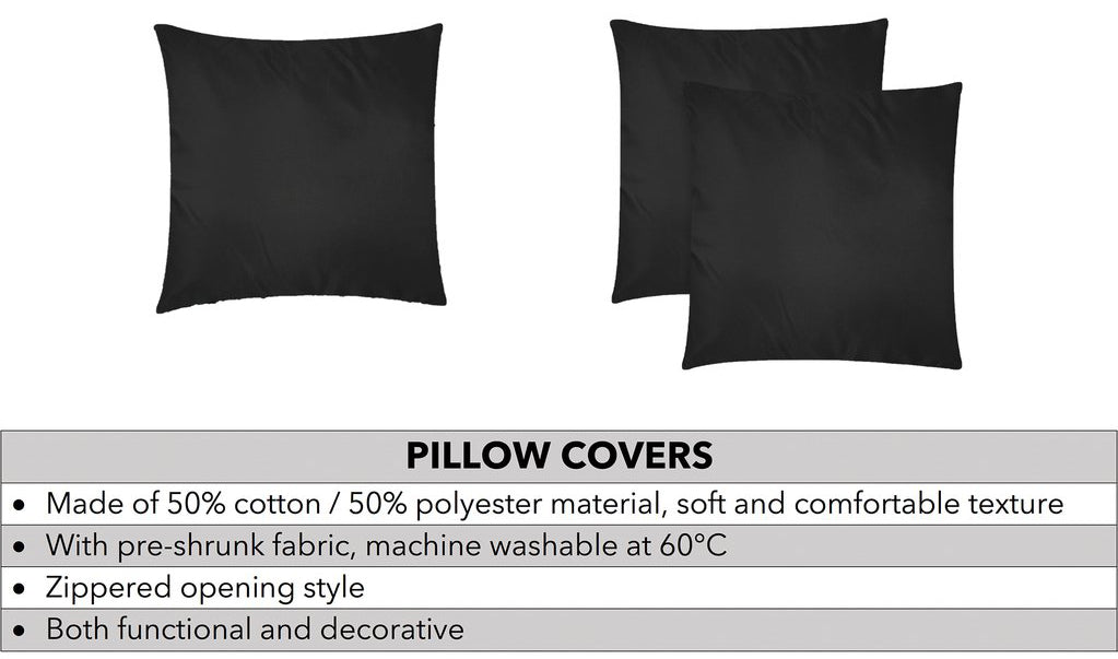 Tartan Pillow Covers Products Details and Sizing