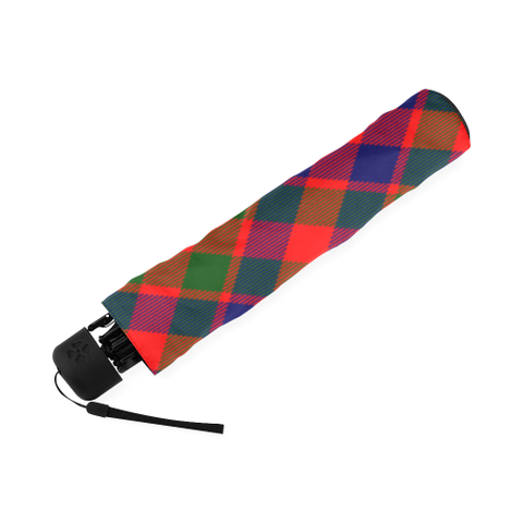 Gow Of Skeoch Crest Tartan Umbrella
