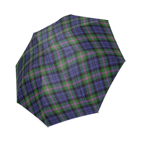 Image of Baird Modern Tartan Umbrella
