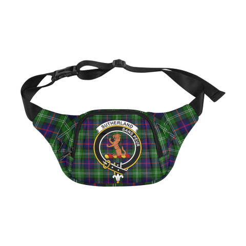 Image of Sutherland II Tartan Fanny Pack | Tartan Bum Bag| Hot Sale