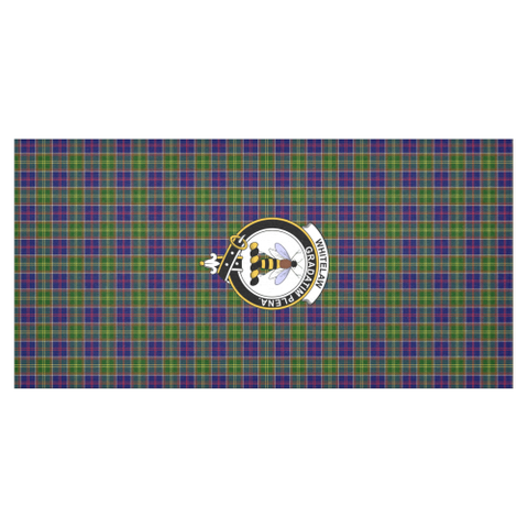Whitelaw Crest Tartan Tablecloth | Home Decor