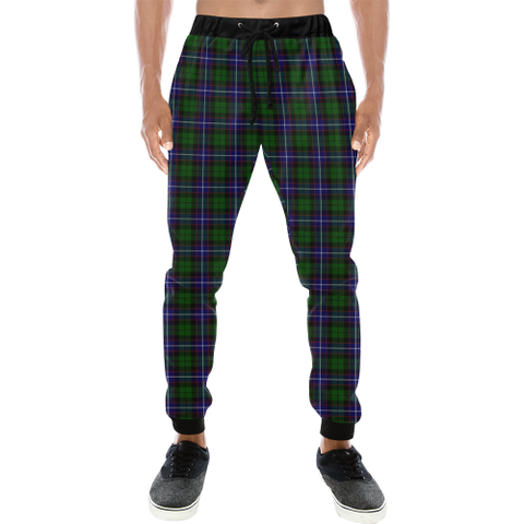 Russell Modern Tartan Sweatpant | Great Selection With Over 500 Tartans