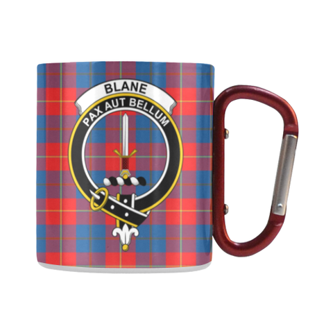 Blane  Tartan Mug Classic Insulated - Clan Badge