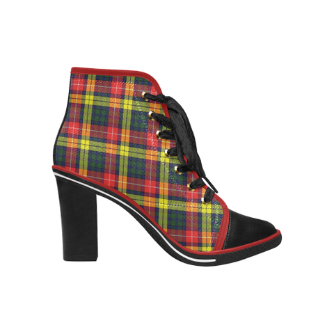 Image of Tartan Heel - Buchanan Modern | Hot Sale | Online Orders Only | 500 Tartans
