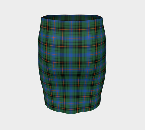 Tartan Fitted Skirt - Davidson Ancient | Special Custom Design