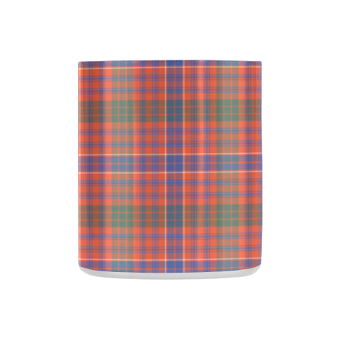 Image of ScottishShop Insulated Mug - Macrae AncientTartan Insulated Mug - Clan Badge