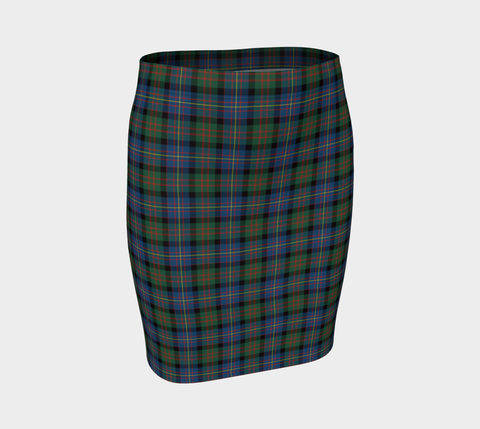 Tartan Fitted Skirt - Cameron of Erracht Ancient | Special Custom Design