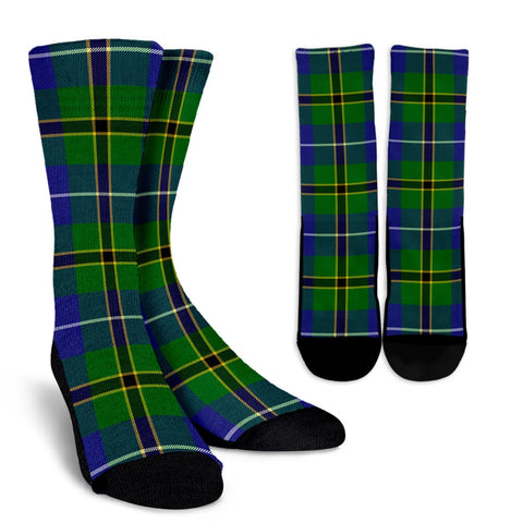 Tartan Socks - Turnbull Hunting Socks