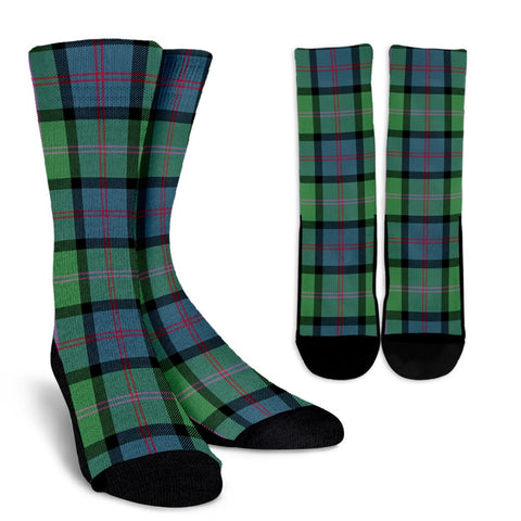 Tartan Socks - MacThomas Ancient Socks