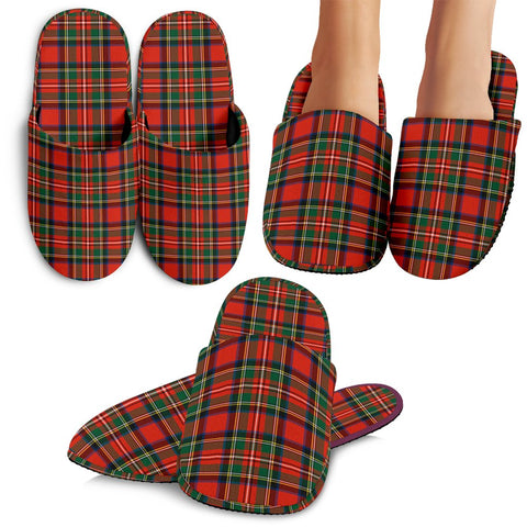 Stewart Royal Modern, Tartan Slippers, Scotland Slippers, Scots Tartan, Scottish Slippers, Slippers For Men, Slippers For Women, Slippers For Kid, Slippers For xmas, For Winter
