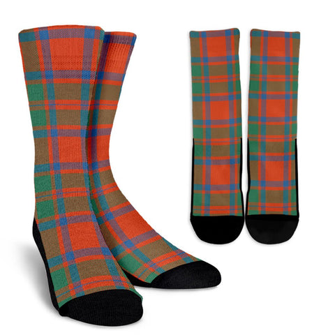 Tartan Socks - MacKintosh Ancient Socks