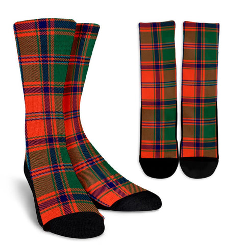 Tartan Socks - Stewart of Appin Ancient Socks
