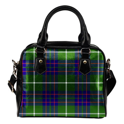 MacIntyre Hunting Modern Tartan Shoulder Handbag for Women | Hot Sale | Scottish Clans