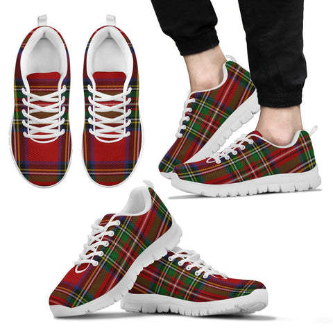 Tartan Sneaker - Royal Stewart Shoes