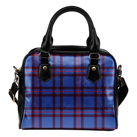 Elliot Modern Tartan Shoulder Handbag for Women | Hot Sale | Scottish Clans