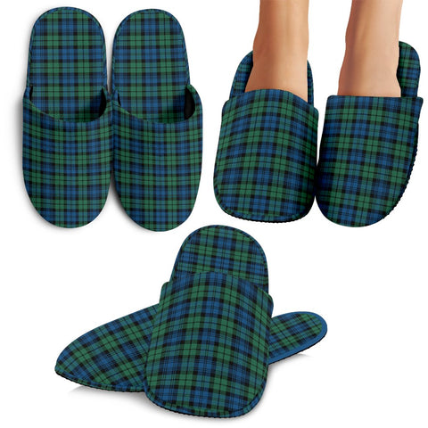 Campbell Ancient 02, Tartan Slippers, Scotland Slippers, Scots Tartan, Scottish Slippers, Slippers For Men, Slippers For Women, Slippers For Kid, Slippers For xmas, For Winter