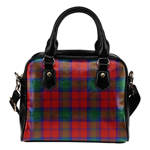 Lindsay Modern Tartan Shoulder Handbag for Women | Hot Sale | Scottish Clans