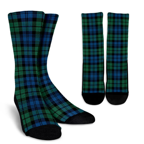 Tartan Socks - Campbell Ancient Socks 02