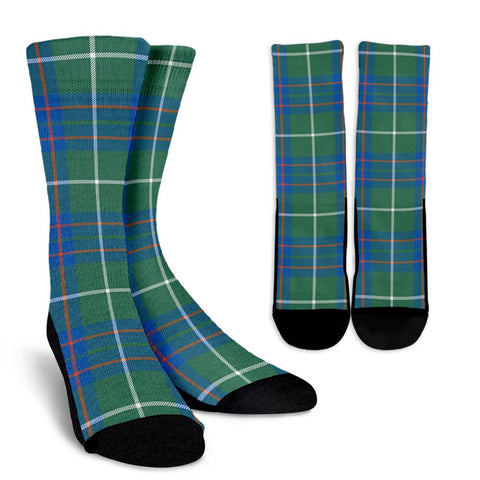 Tartan Socks - MacIntyre Hunting Ancient Socks