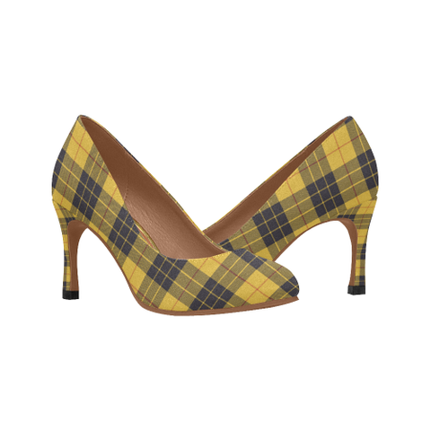 Image of Macleod Of Lewis Ancient Plaid Heels
