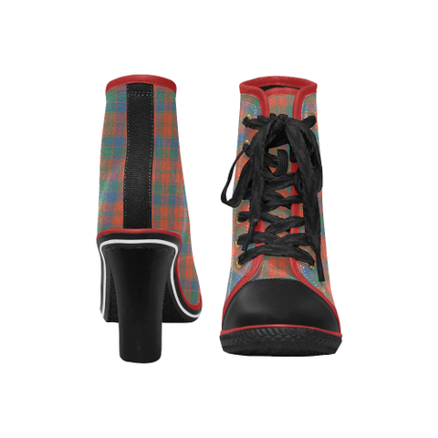 Image of Tartan Heel - Robertson Ancient | Hot Sale | Online Orders Only | 500 Tartans