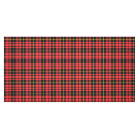 Image of MacQueen Modern Tartan Tablecloth | Home Decor