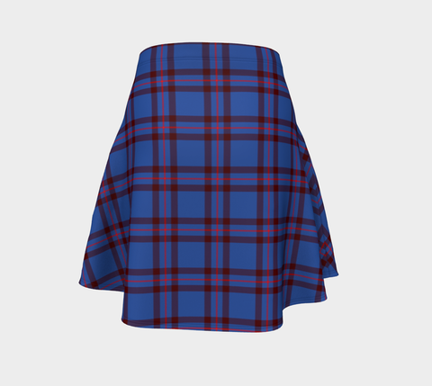 Tartan Flared Skirt - Elliot Modern |Over 500 Tartans | Special Custom Design | Love Scotland