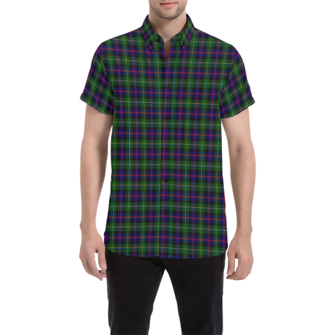 Image of Tartan Shirt - Malcolm Modern | Exclusive Over 500 Tartans | Special Custom Design