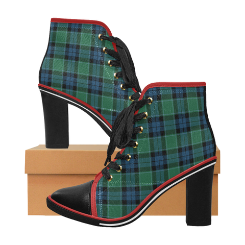 Tartan Heel - Graham Of Menteith Ancient | Hot Sale | Online Orders Only | 500 Tartans