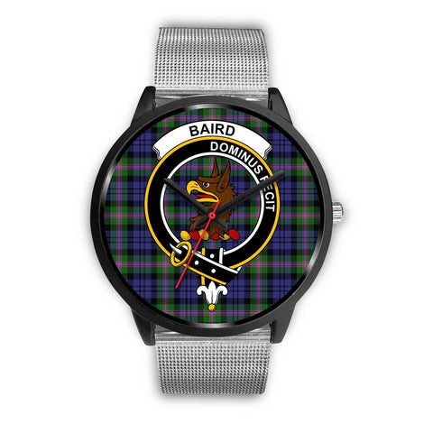 Baird Modern Clans ,Rose Gold Metal Link watch, leather steel watch, tartan watch, tartan watches, clan watch, scotland watch, merry christmas, cyber Monday, halloween, black Friday