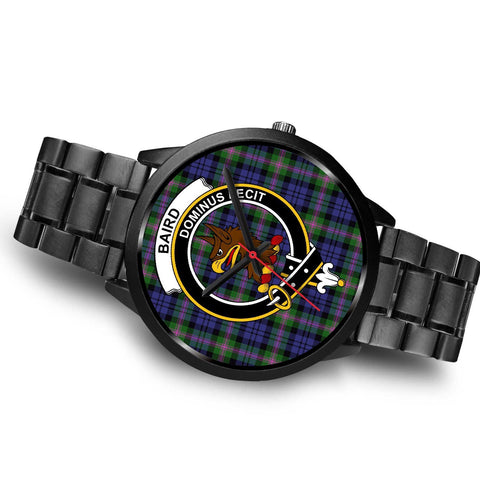 Baird Modern Clans ,Brown Leather watch, leather steel watch, tartan watch, tartan watches, clan watch, scotland watch, merry christmas, cyber Monday, halloween, black Friday